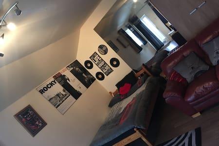 Cosy, central studio apartment - Appartamento