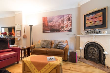 Old charm steps away from the heart of the city! - Ottawa - Maison