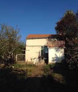 Petit gîte rural (de 2 à 4couchages - Maison