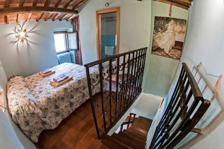 Casa Toscana in Holiday farm - Vernio - Rumah