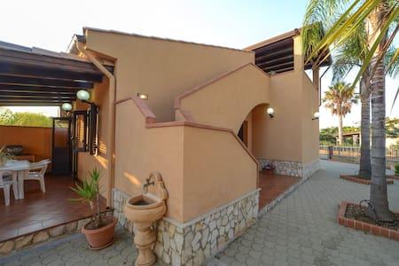 Villa Torre Roccella - Apartmen