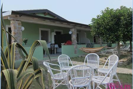 Casa Vacanze Le Castella sul Mare - Le Castella