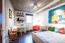 Charming Hipster Flat zentral