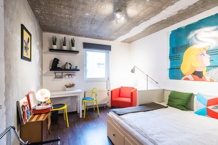 Charming Hipster Flat - Apartamento