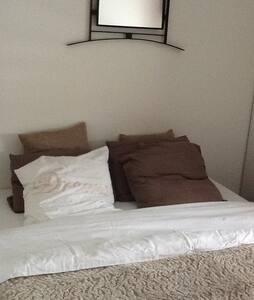 Votre Chambre confortable, chaleureuse, au calme - Lägenhet