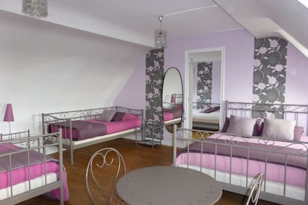 Chambre LILAS - Bed & Breakfast