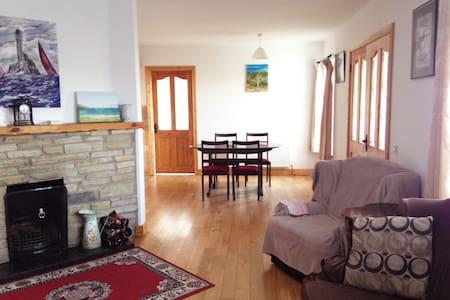 Luxury, ocean-view house in Donegal
