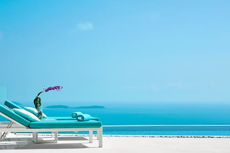 LUXURY Sea view Chaweng 3 Bed Room - Ko Samui