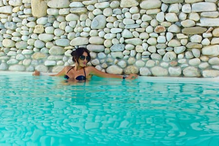 Double room for 2 persons in Paros - Bed & Breakfast