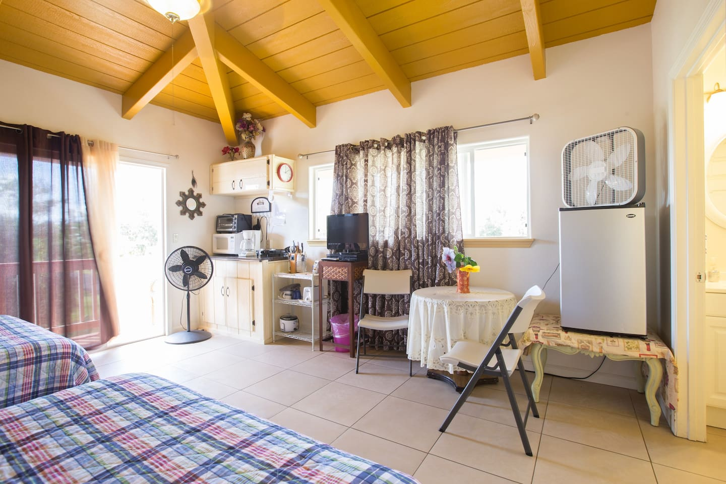 Nice Studio near Kehena - sleeps 4