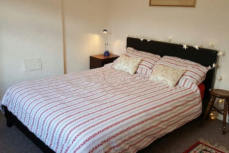 Comfortable room, in Abergavenny - Huis