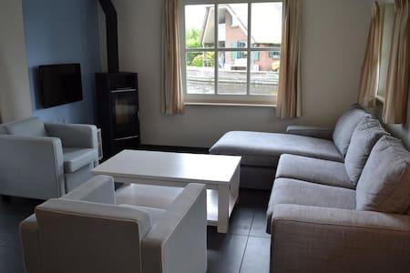 Luxe villa's direct aan het water - Wanneperveen - Haus