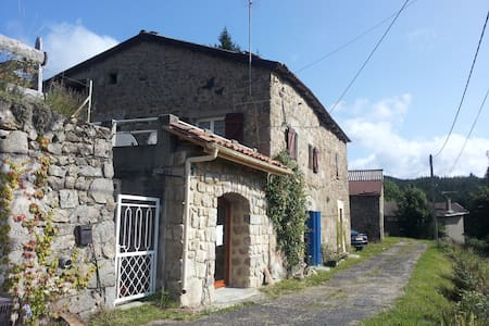 authentic French gîte in ardeche - Saint-Jean-Roure