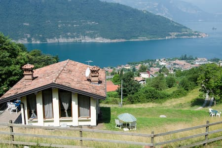 FARMHOUSE  NA ROVINA *2 ISEO LAKE - Sale Marasino - Villa