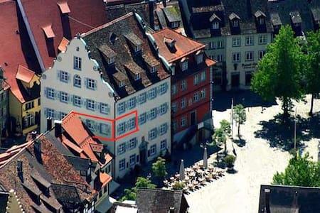 Fürstenherberge Rodt'sches Palais - Meersburg - Apartmen