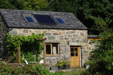 'Beudy Bach' converted barn - House