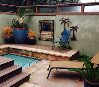Zen Vibe, Chill Out Beach Apartment - Los Angeles - Appartement