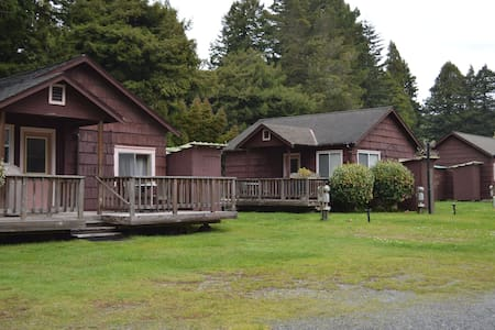 Sylvan Harbor Cabin 2 ~ 2 bedroom - Trinidad - Cottage