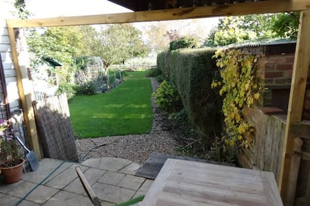 Cosy Cottage with stunning view's - Ashendon - Bed & Breakfast