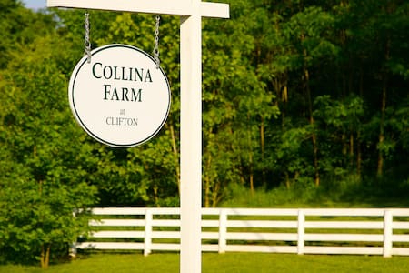 Collina Farm at Clifton Inn - Bed & Breakfast