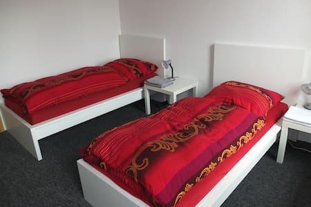 2-Bett-Messe-Apartment Barnten (No 3) - Nordstemmen - Apartment