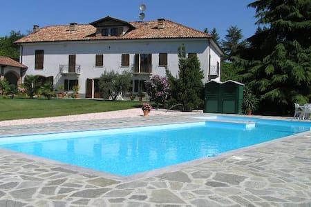 Ferienwohnung Asti, Cascina La Famó - San Marzano Oliveto
