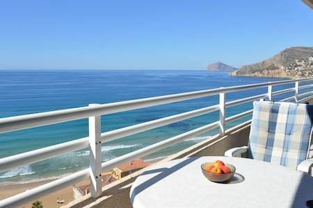 Calpe: 112m2 and free sea view - Leilighet