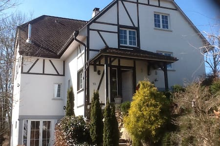 Large room in Alsace close to Basel - Rumah