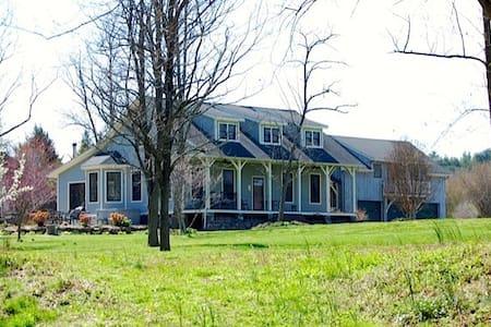 Lovely Asheville Horse Property - Fletcher - Pis