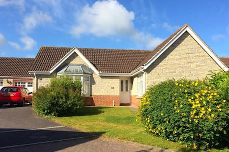 Bungalow in quiet location, Parking - Somerset - Bungalow