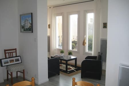 Very nice flat on the beach - Apartamento