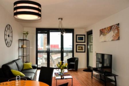 Plug&Play Flat-Rockhall-Luxembourg - Apartamento