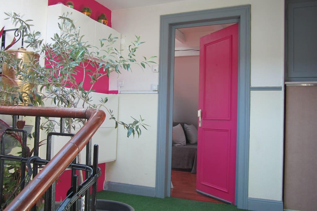 le loft de g g appartements louer strasbourg. Black Bedroom Furniture Sets. Home Design Ideas