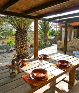 Casa Estela, refugio en Lajares - La Oliva
