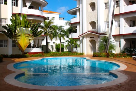 Romantic Apartament in Playa Bavaro - Daire