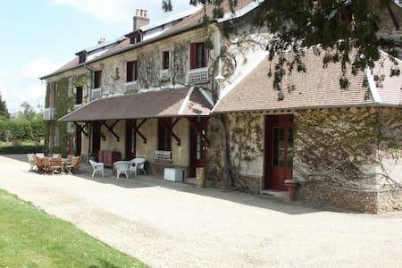 LA SUITE DES ANGES - Méry-sur-Marne - Bed & Breakfast