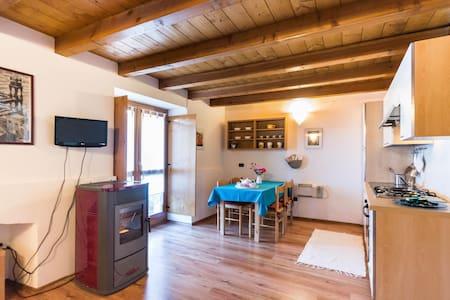 Accogliente monolocale nelle Alpi - Apartment