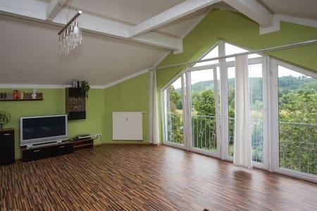 Wellness Appartement Mainblick - Michelau in Oberfranken - Wohnung