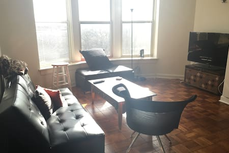 Comfy Futon in the Heart of City! - Washington - Apartment