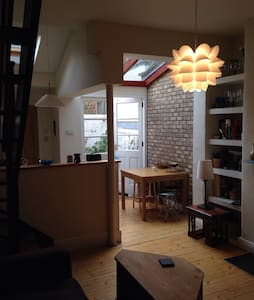 Comfortable double room close to city centre. - Radhus