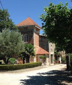 Gîte unique avec piscine chauffée - Alzonne - Hus