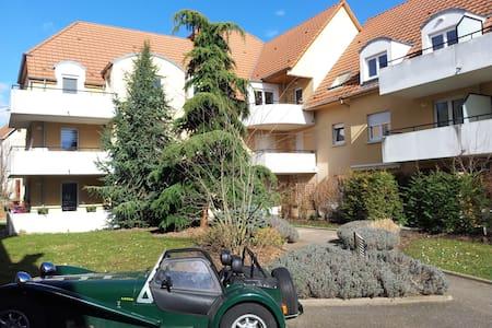 Voyager avec son bébé en Alsace - Appartement