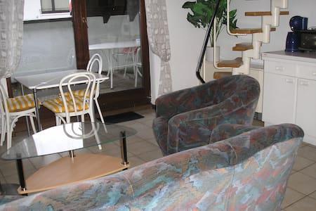 1 sonniges gepflegtes Appartement - Waghäusel - Appartamento
