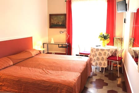 Panoramic room in Trastevere