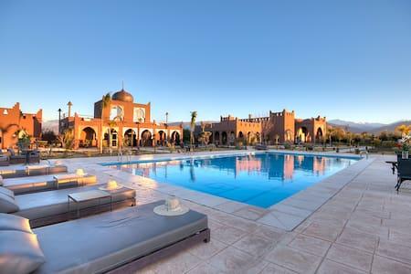 Moroccan Charm House