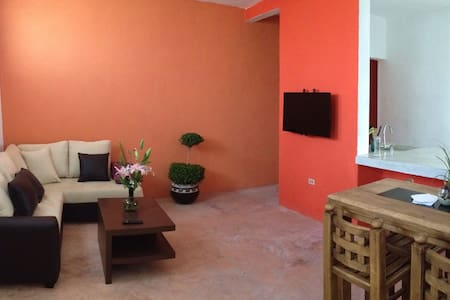 Orange 2BR Apartment