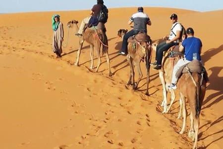 Merzouga Desert lodge - Outro