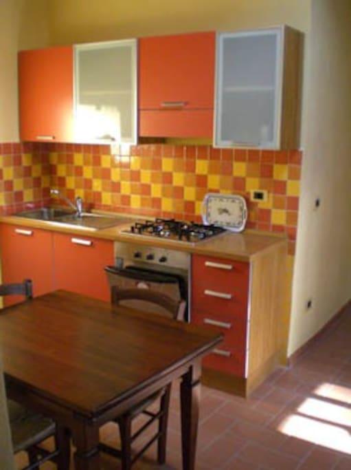 - Appartamento in casolare tipico