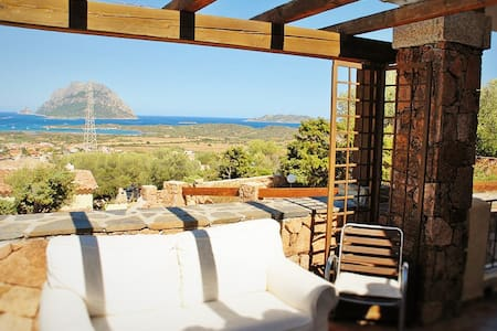 Panoramic Villa in Costa Smeralda - Huvila