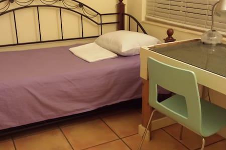 Semi private room near the beach